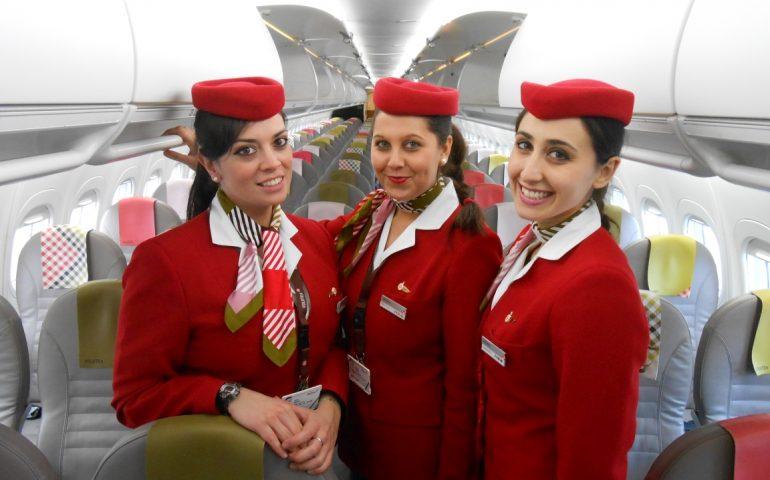LAVORO. Volotea cerca 40 cabin crew: al via le selezioni per nuova base di Cagliari