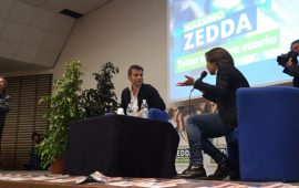 """(VIDEO) Zedda attacca Solinas: """"Si è venduto il Psd'Az. Uomo buono per tutti i seggioloni"""""""