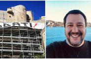 Cartolina da Castelsardo: l'invito in slang isolano a Matteo Salvini