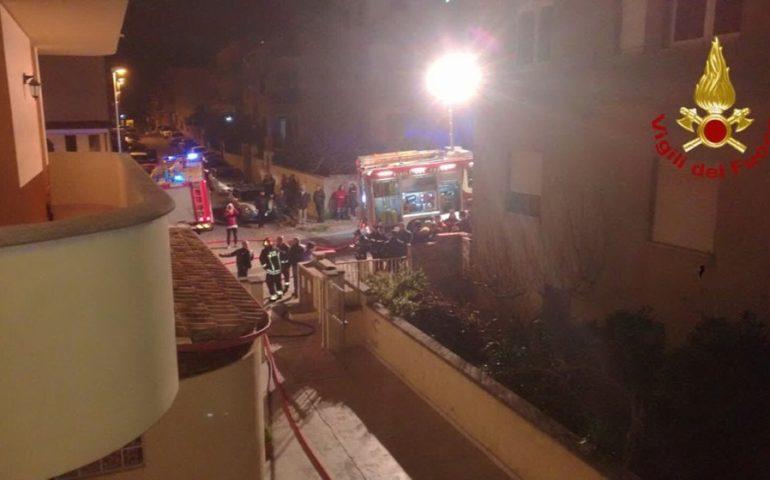 Momenti di terrore a Iglesias: esplode una stufa a gas, ferita un'anziana