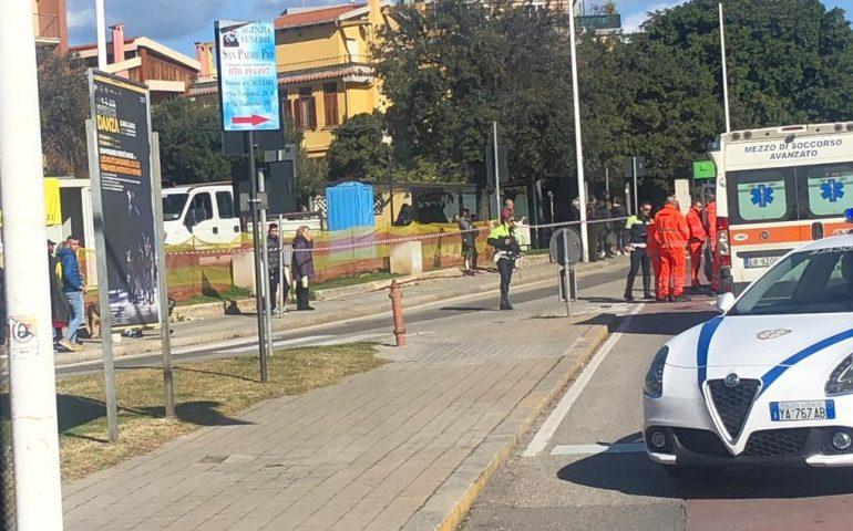 Indagato per omicidio stradale il 34enne che ieri a Cagliari ha travolto e ucciso Raffaella Cuboni