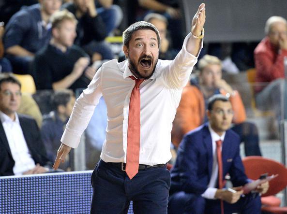 Dinamo, Gianmarco Pozzecco è il nuovo allenatore