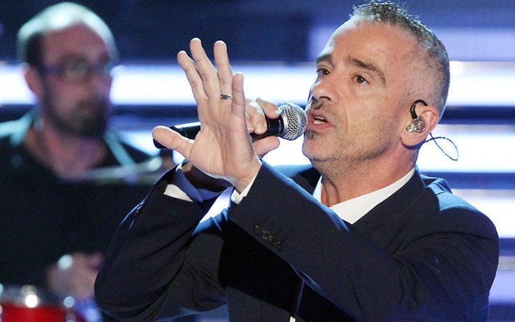 Ad agosto Eros Ramazzotti in concerto in Sardegna