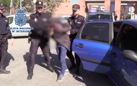 spagna polizia