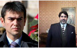 Massimo Zedda e Christian Solinas