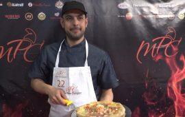 Cristian Tolu master Pizza Champion