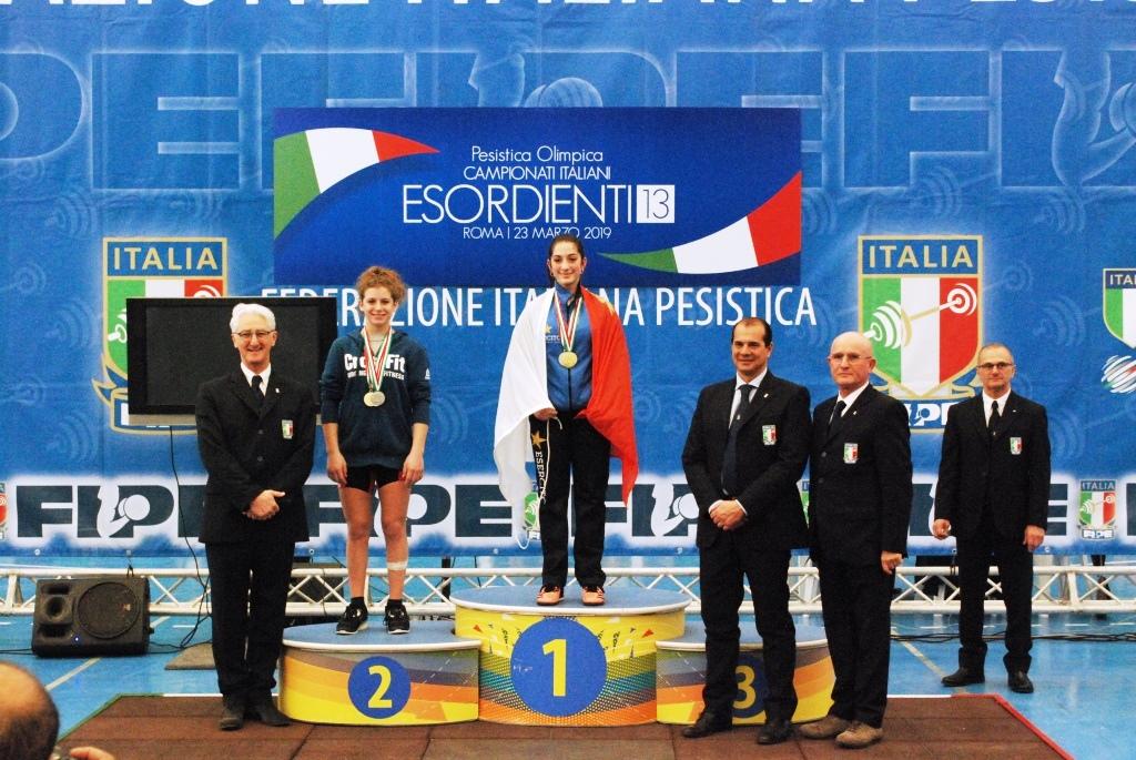 Campionato Italiano pesistica