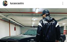 Lucas Castro a Cagliari