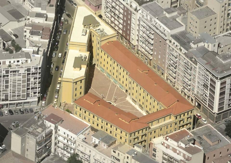 Palazzo Doglio e la riqualificazione dell'area della Basilica di San Saturnino - Foto di Matteo Lecis Cocco Ortu 4