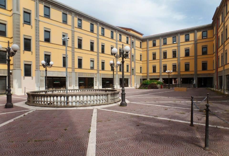 Palazzo Doglio e la riqualificazione dell'area della Basilica di San Saturnino - Foto di Matteo Lecis Cocco Ortu 5