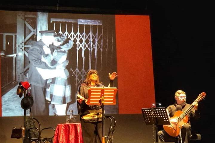 L'attrice Cristiana Cocco ritrae in musica Anna Magnani e Gabriella Ferri: un 8 marzo che parla di donne in modo originale