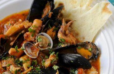 La ricetta Vistanet di oggi: cassola de pisci, la zuppa dei cagliaritani