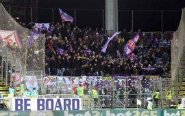 Giudice sportivo, nessun provvedimento per i tifosi viola e per la Fiorentina