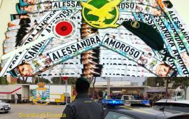 Concerto di Alessandra Amoroso a Cagliari: sequestrate sciarpe contraffatte