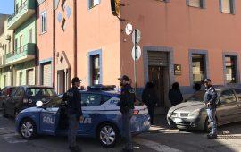 Furto polizia via Tofane