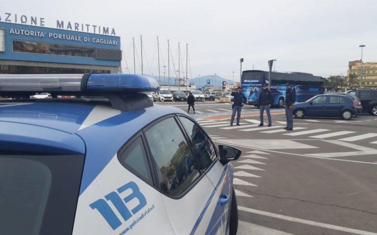 Via Roma: controlli in strada e in un bar. Arrestato un 19enne per spaccio e quattro persone denunciate