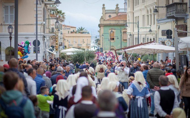 Nonostante il maltempo che ha imperversato su tutta la Sardegna Invitas riscuote successo a Olbia