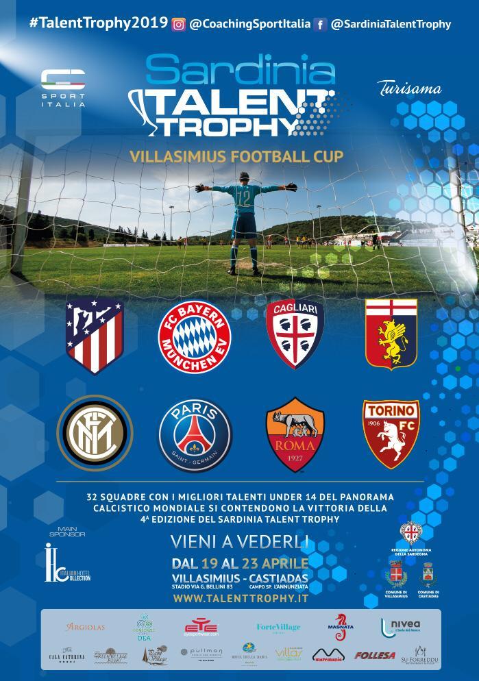 Sardinia Talent Trophy 2019_locandina