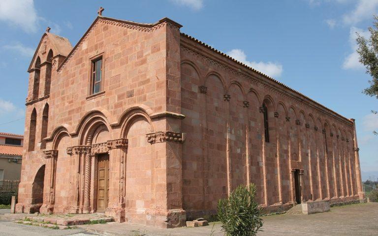 Lo sapevate? Nel 1917 la chiesa romanica di San Pietro di Zuri fu smontata e ricostruita a Ghilarza