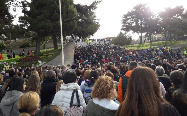 Stamattina si è concluso il pellegrinaggio a piedi da Sinnai a Bonaria, tanta devozione e qualche polemica
