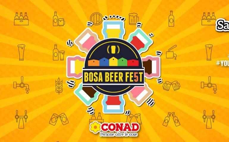 In Sardegna la festa della birra più grande d'Italia: al via il Bosa Beer Fest, quinta edizione