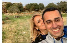 Virginia Saba e Luigi di Maio innamorati in Sardegna: vacanze isolane per il vicepremier e la giornalista cagliaritana
