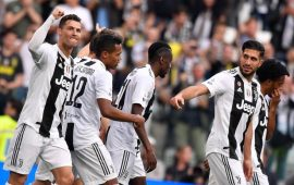 La Juventus si consola con l'ottavo scudetto consecutivo