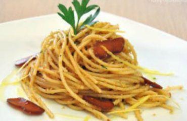 """La ricetta Vistanet di oggi: spaghetti alla bottarga, un """"classico"""" della cucina sarda"""