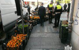 Ambulante frutta e verdura