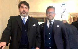 Christian Solinas e Giuseppe Fasolino
