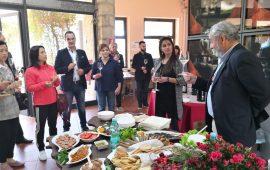 Delegati cinesi Cpa a Sant'Antioco