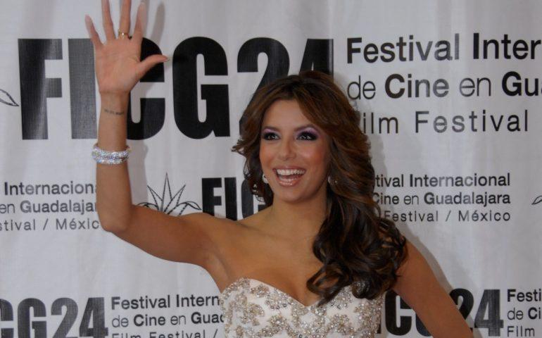 Eva Longoria da Desperate Housewives a Cagliari: sarà lei ad aprire il 'Filming Italy Sardegna Festival'