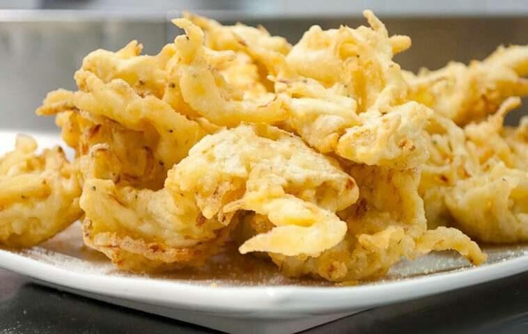 La ricetta Vistanet di oggi: frittelle di gianchetti, un'antica e saporita specialità casteddaia