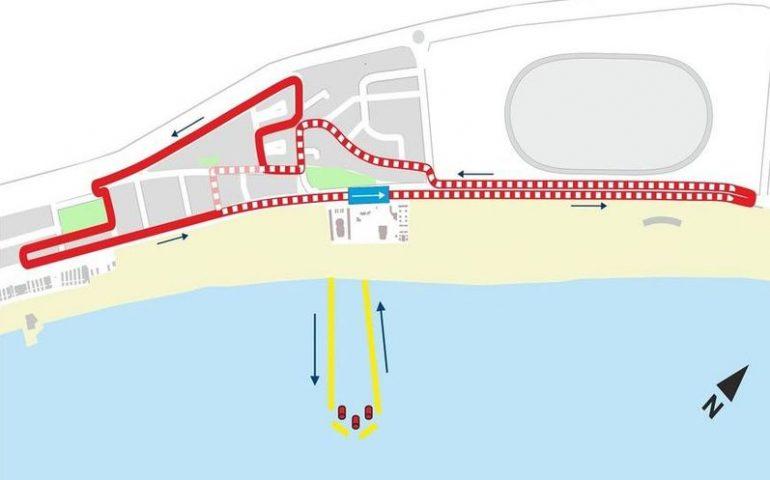 Coppa del Mondo di Triathlon a Cagliari: ecco tutte le modifiche al traffico
