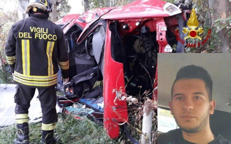 Terribile incidente tra Senorbì e Ortacesus: muore sul colpo un 23enne di Guasila