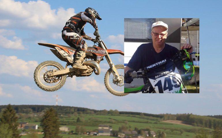 Tragico incidente ad una gara di motocross: muore motociclista 59enne