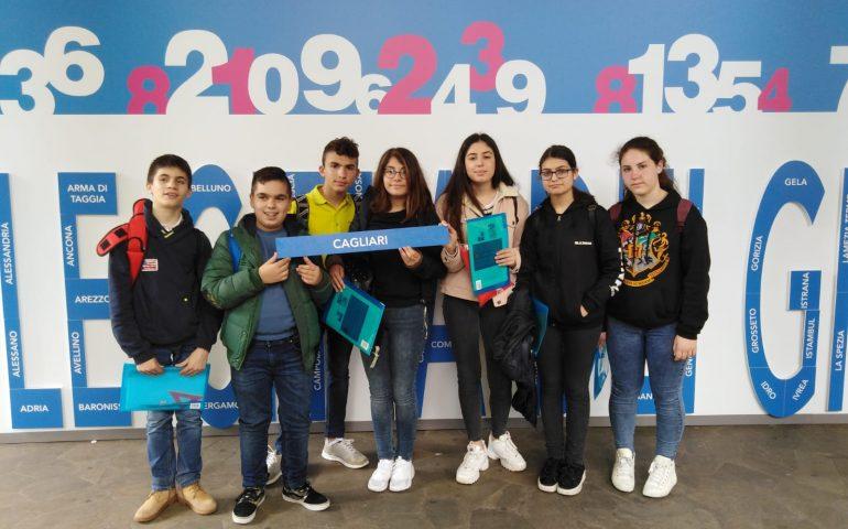 Dalle scuole medie di Guspini alla Bocconi per le semifinali dei giochi matematici internazionali