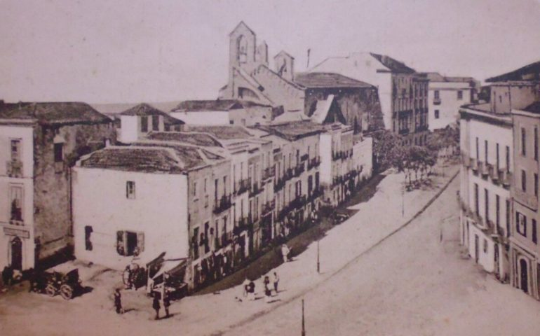 La Cagliari che non c'è più: la chiesa di San Francesco di Stampace, uno degli edifici medievali più belli della città