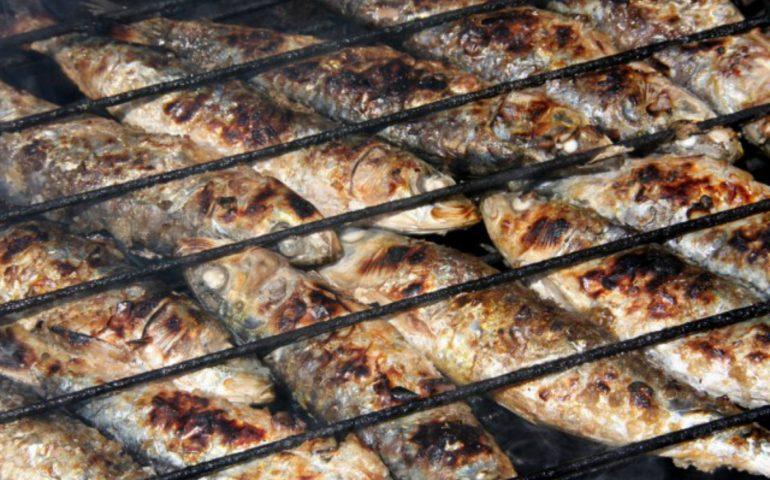 La ricetta Vistanet di oggi: sardine grigliate a sa casteddaia