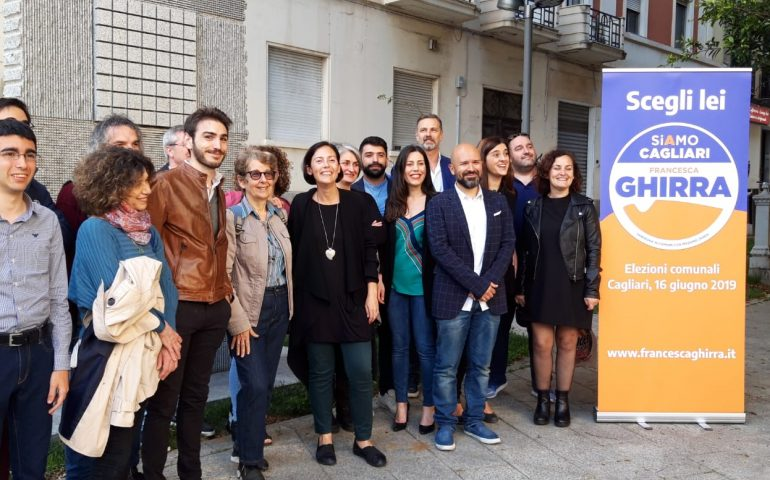 """Comunali, """"Siamo Cagliari"""" a sostegno di Francesca Ghirra: """"Per una città solidale e sostenibile"""""""