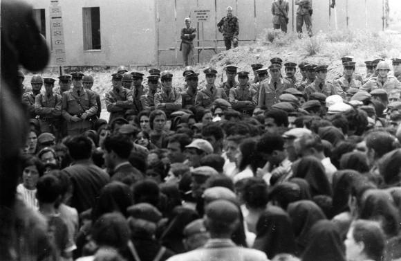 Accadde oggi: 50 anni fa la mobilitazione di Pratobello, quando la popolazione orgolese disse no a un poligono