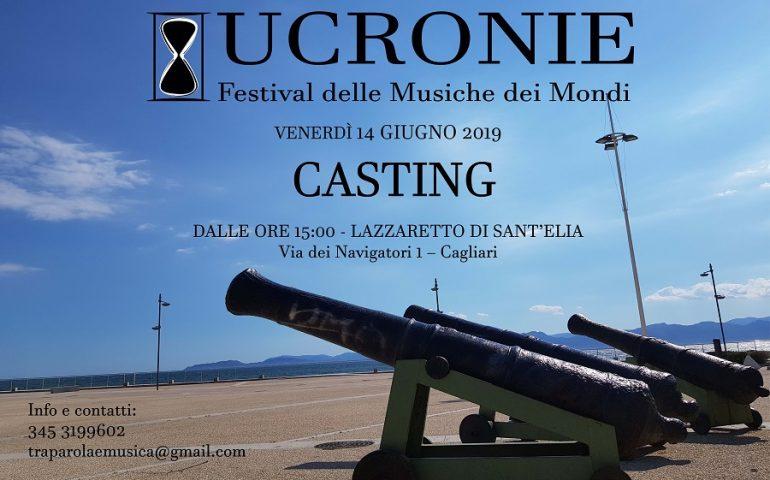 Cagliari: al via il casting per la terza edizione del Festival delle Musiche dei Mondi