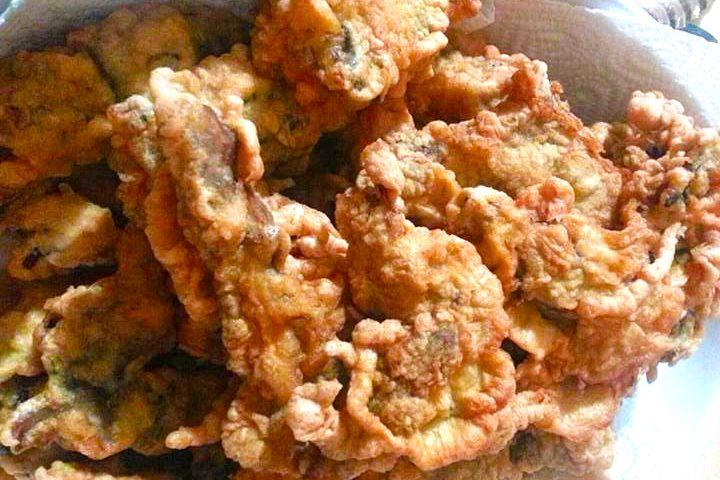 Le ricette di Vistanet. Frittelle di piedini d'agnello, un piatto povero ma molto gustoso