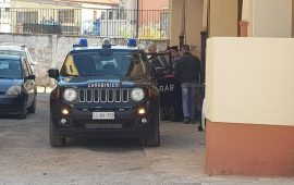Iglesias bruciò auto carabinieri