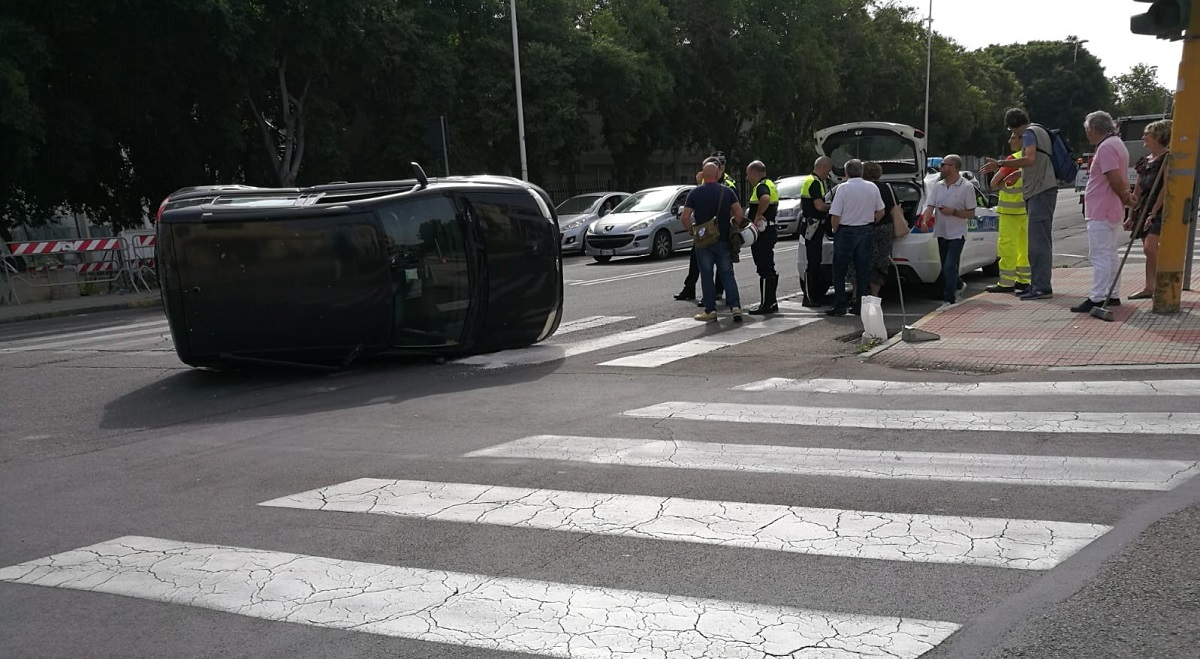 Incidente via Vesalio