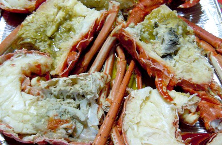 La ricetta Vistanet di oggi: sua maestà l'aragosta. Bollita, con olio, sale, pepe e un po' di limone