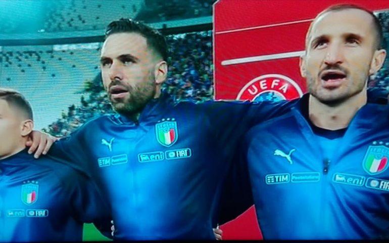 L'Italia batte la Bosnia e vede gli Europei del 2020