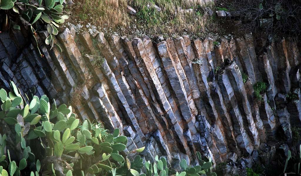 I Basalti Colonnari di Guspini