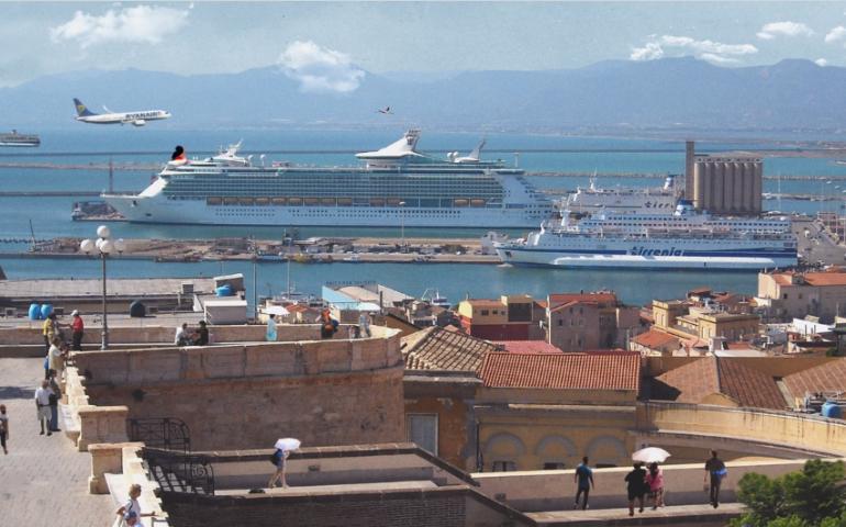 """Quanta storia di Cagliari è passata dal porto? Un corto di animazione, """"Storie di approdi"""" lo racconta"""