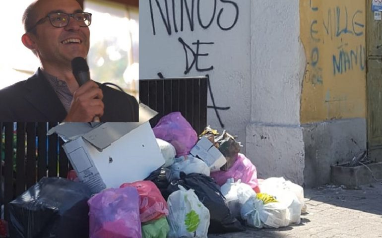 Rifiuti, il sindaco Truzzu annuncia 'grandi pulizie' e telecamere per vigilare sui furbetti